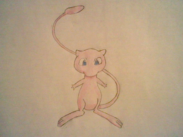 Mew by SilverQuilava