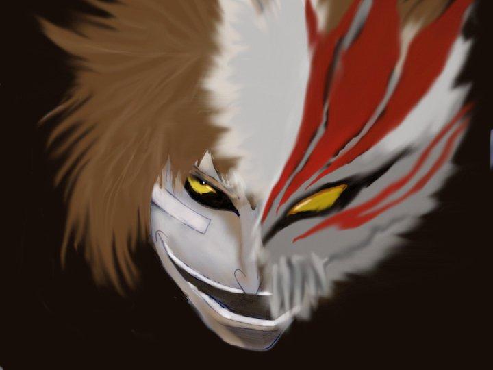 ichigo hollow mask