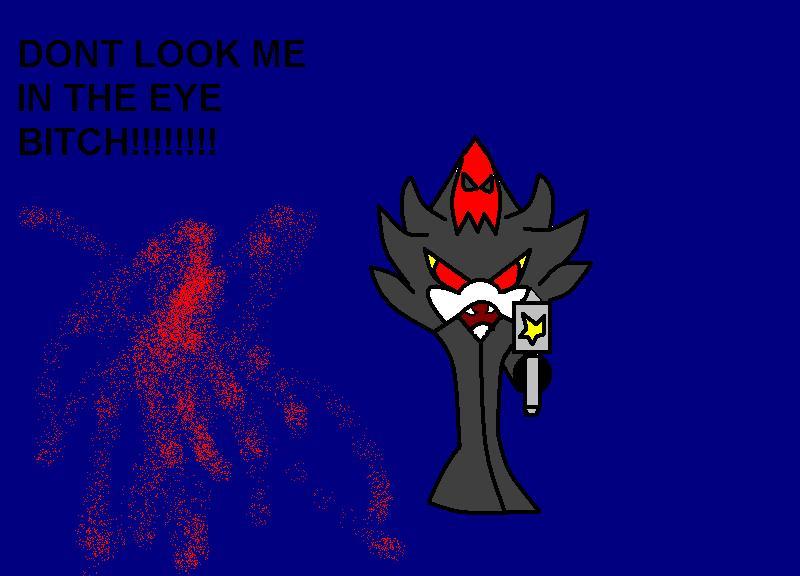 Bleed the vampire-hedgehog