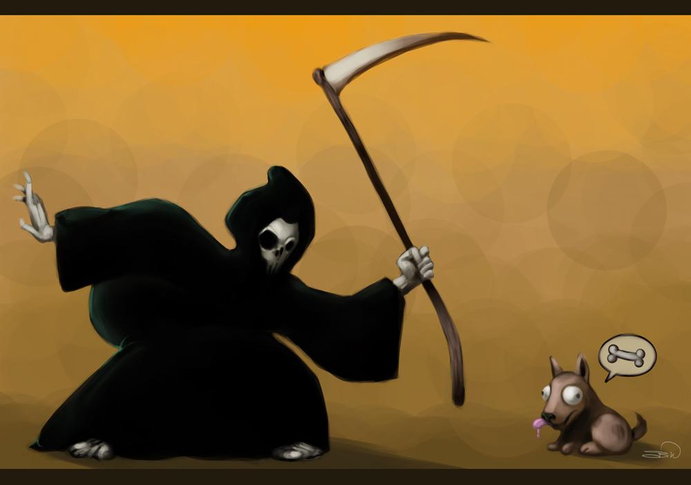 Death - Chow 39