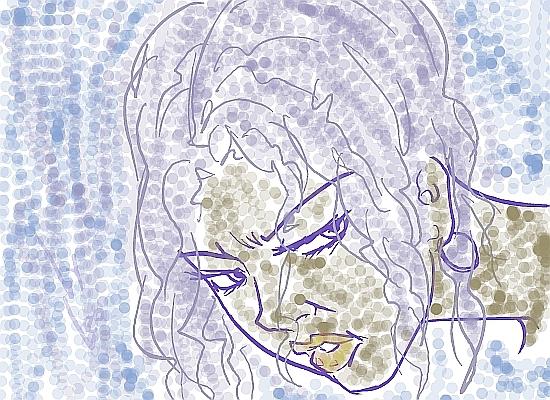 sketch girl 8