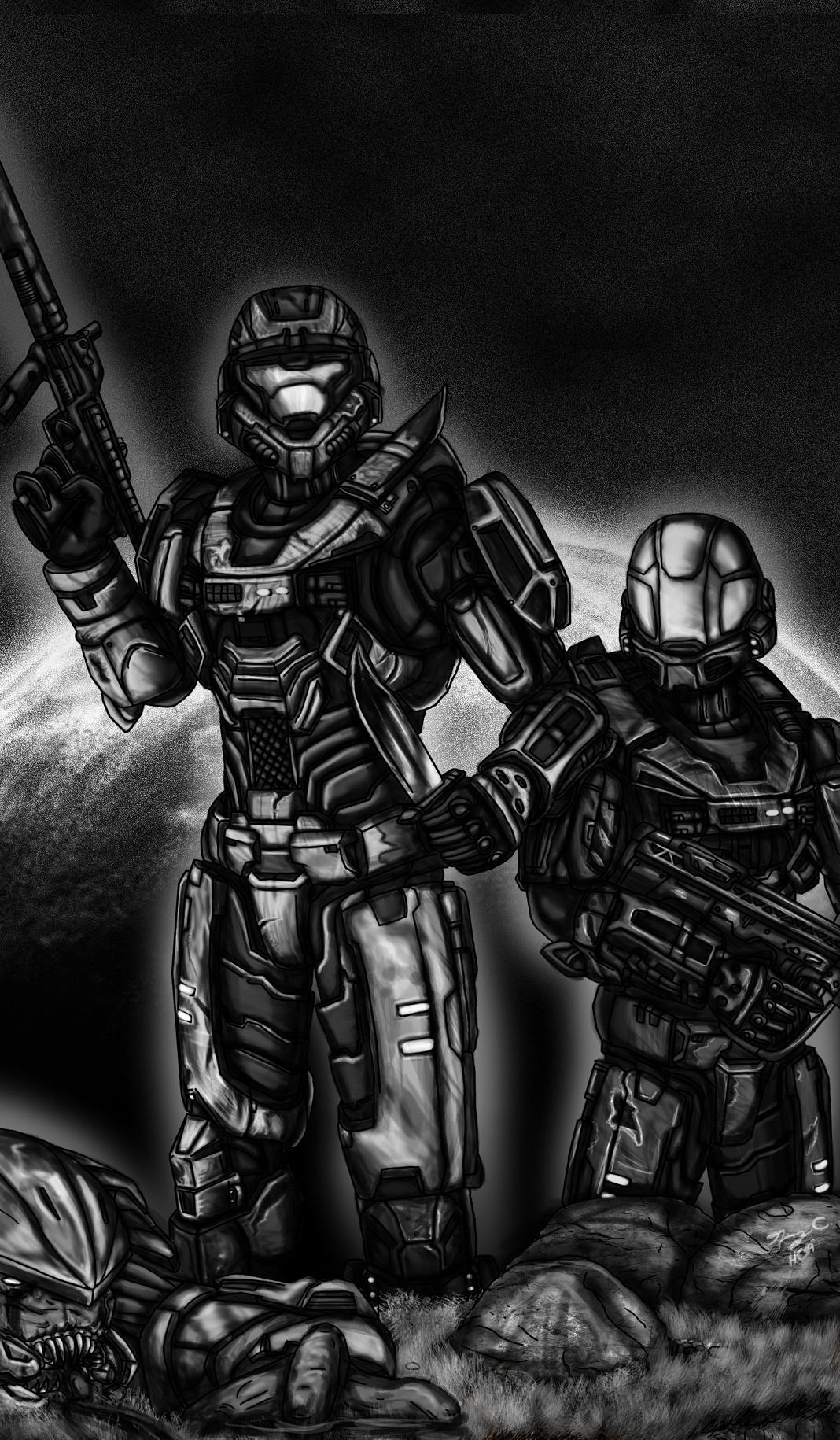 Halo:Rhetorical Question