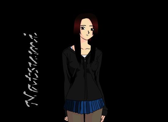 Natsumi character design