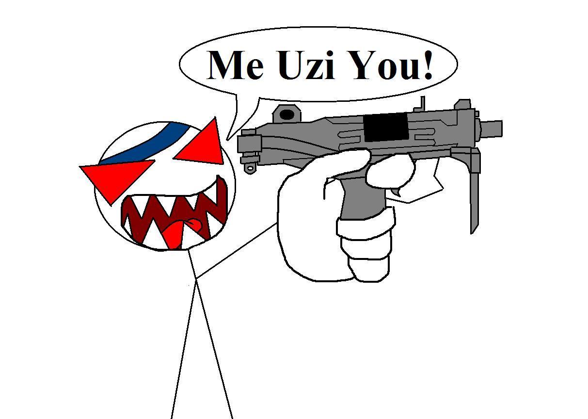 Me Uzi You