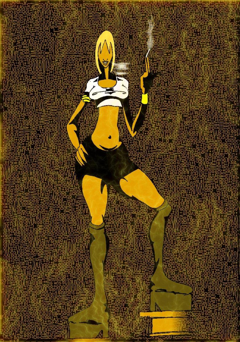 Lidia - The Prostitute