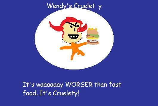 Wendy's at McDonald's