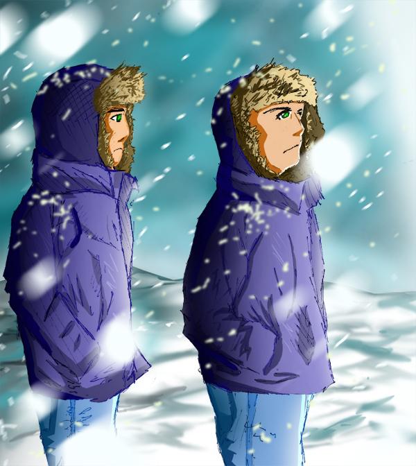 The Twins Arctic Adventure