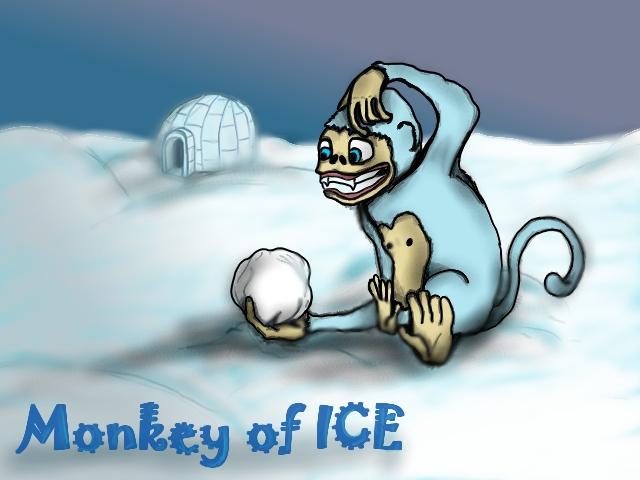 Monkey of ICE