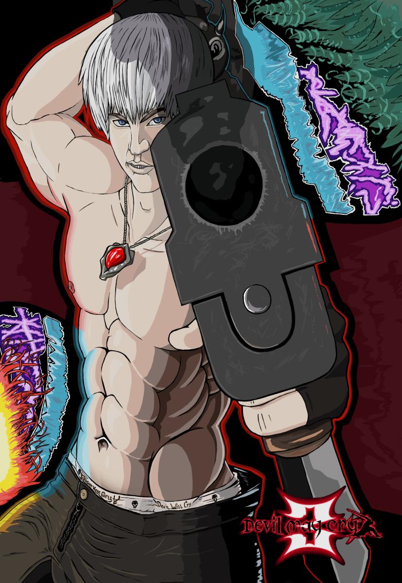 DMC3 - Dante