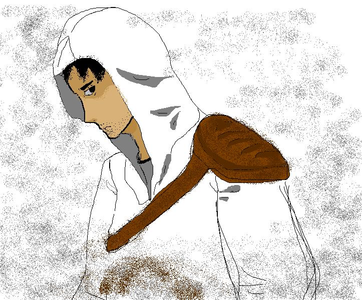 Altair on paint