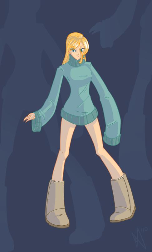 Jumper Girl