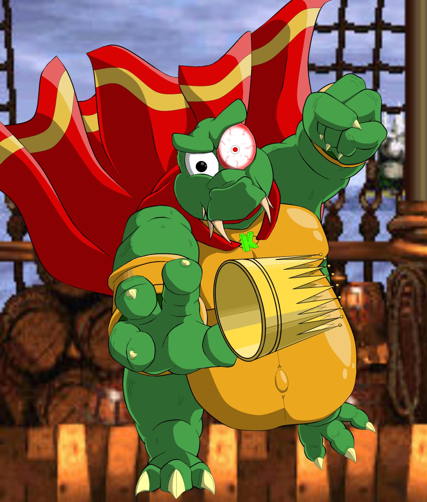 Kremling King