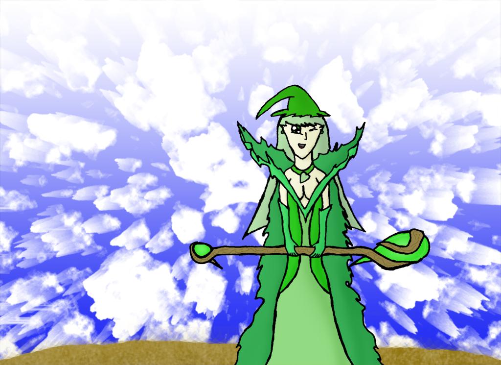 Druid Background