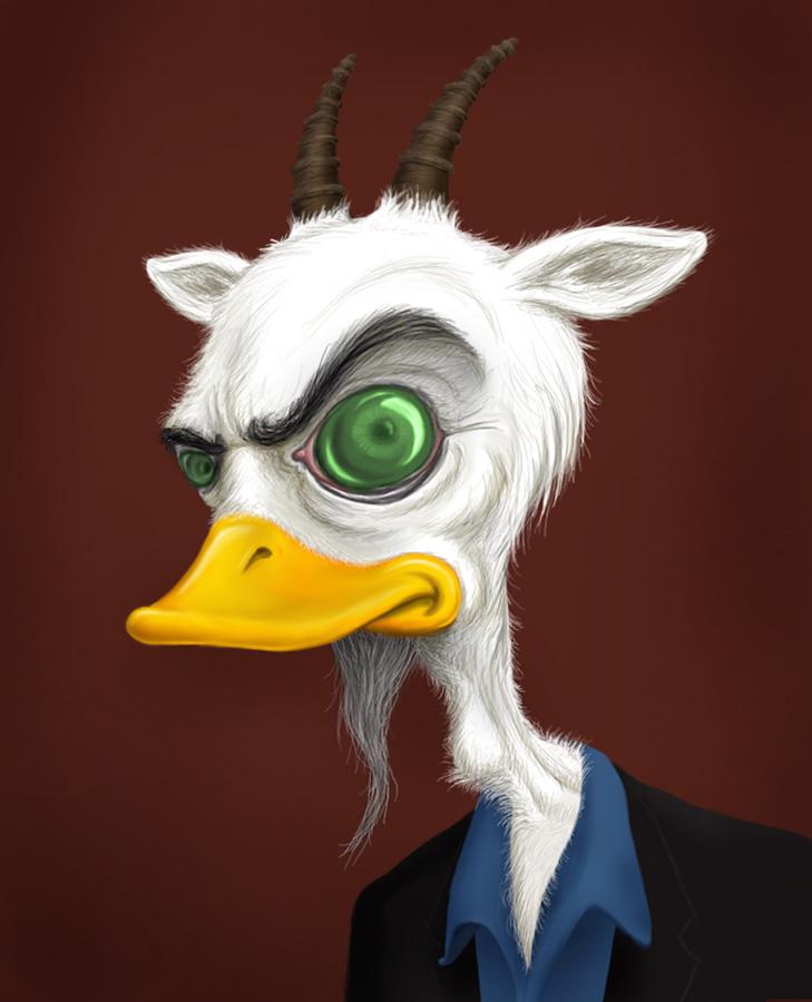 Professor Goatduck