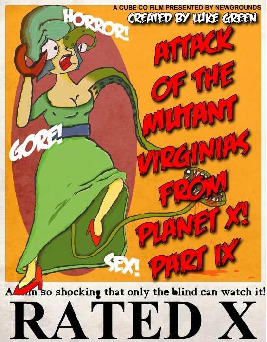 Attack of the Mutant Virginias