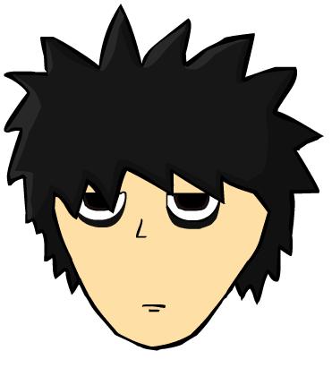 Face of Lawliet L