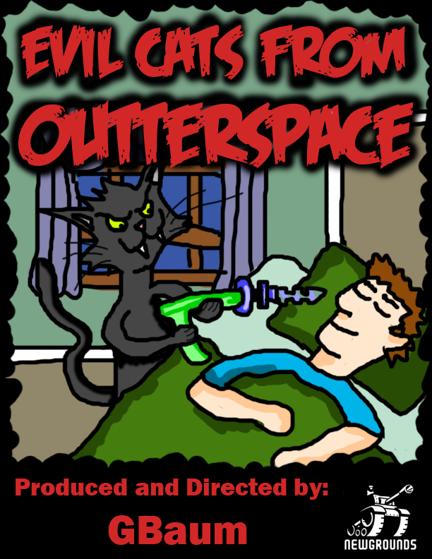 Evil Cats From Outter Space
