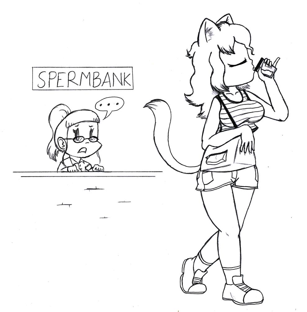 Visiting the Spermbank