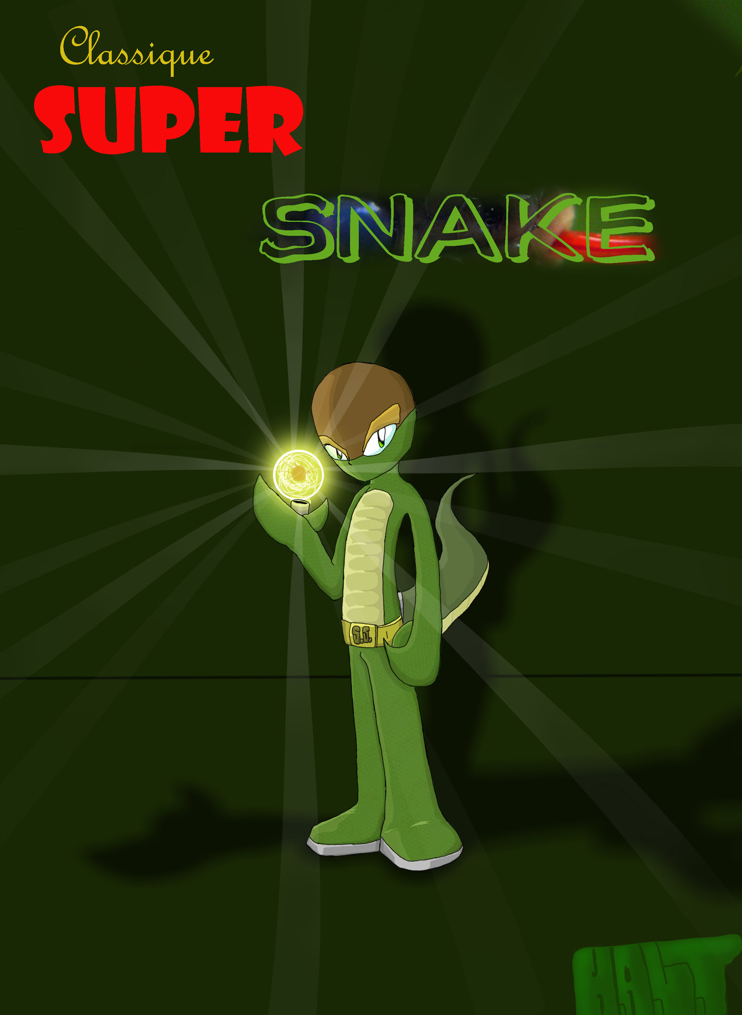 Classique Super Snake