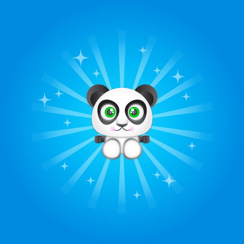PIPI the PANDA