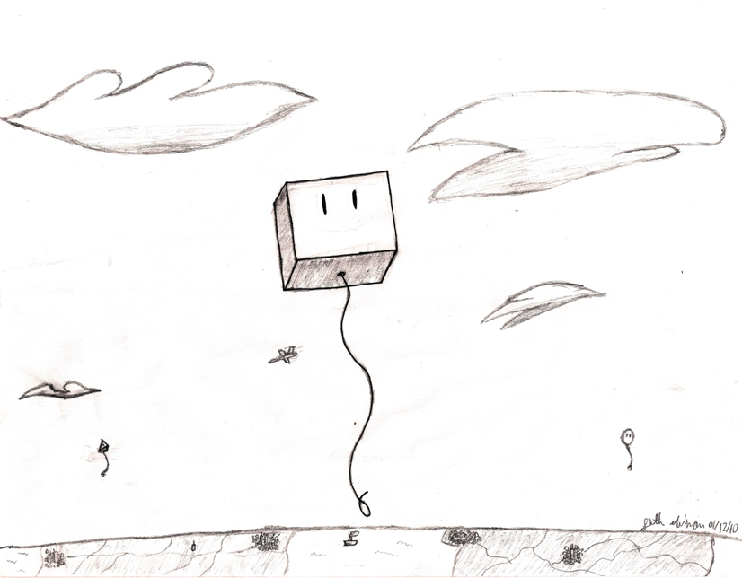 A Lost Balloon