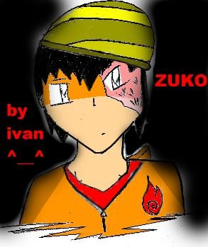 Modern Zuko