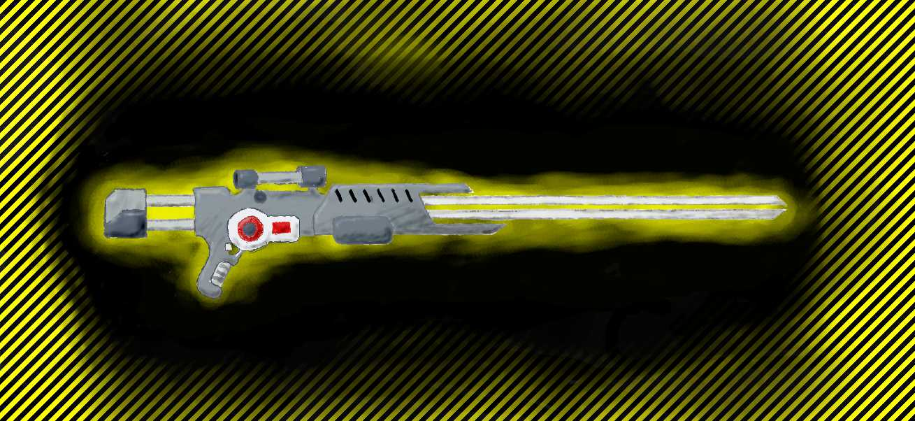 Concept Rail Rifle