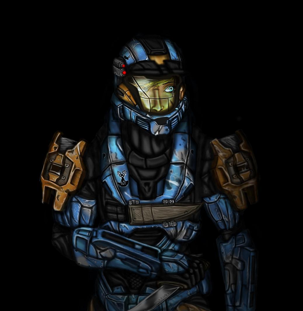 Halo: Alone in the Dark
