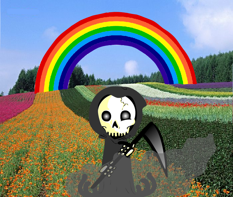 death does not belong