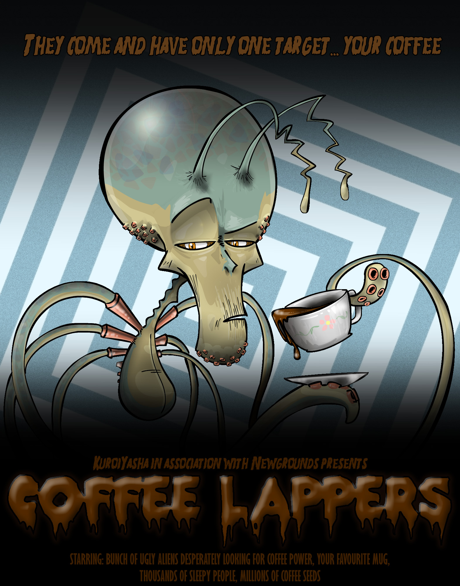 B-movie: Coffee Lappers