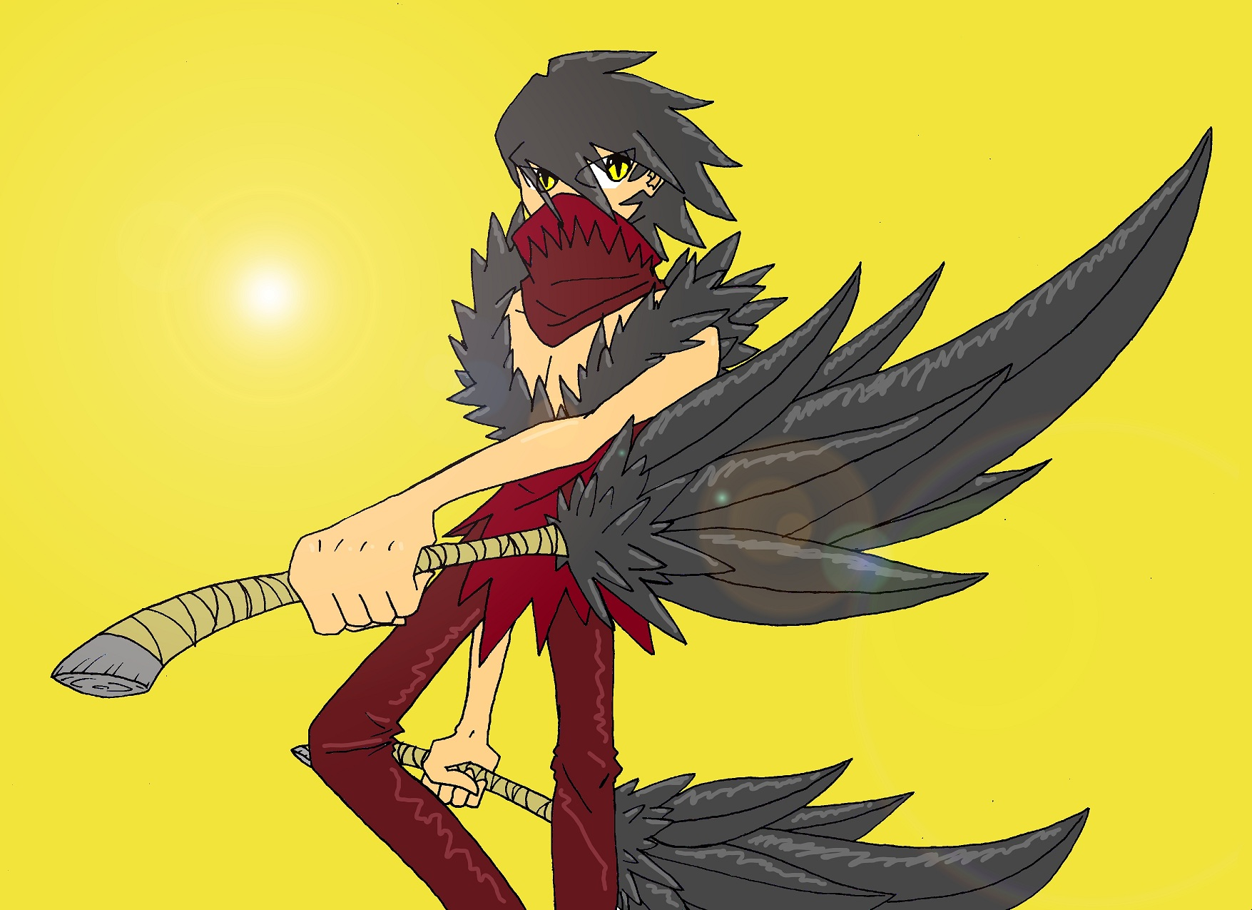 dran_dt- Black Wings