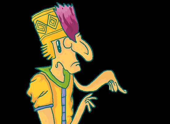 Tribes-Man