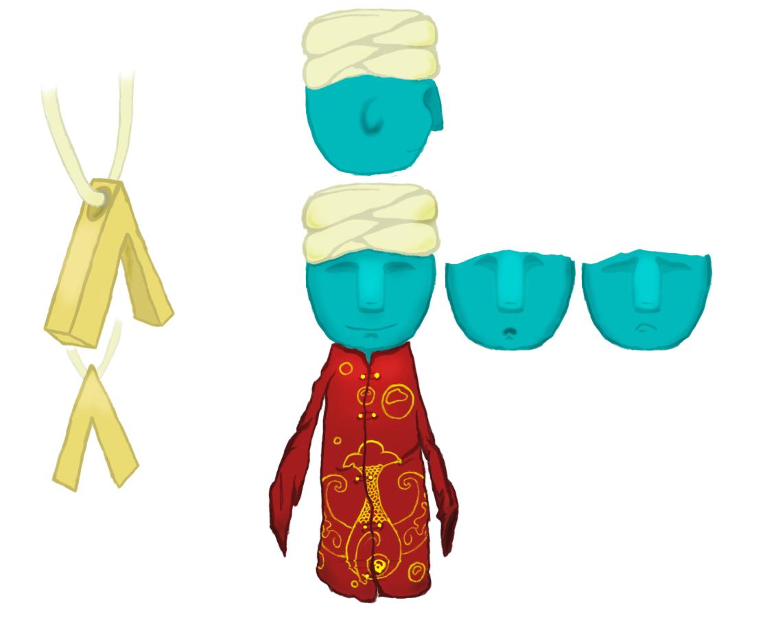 Prince Amiz of Turquoise