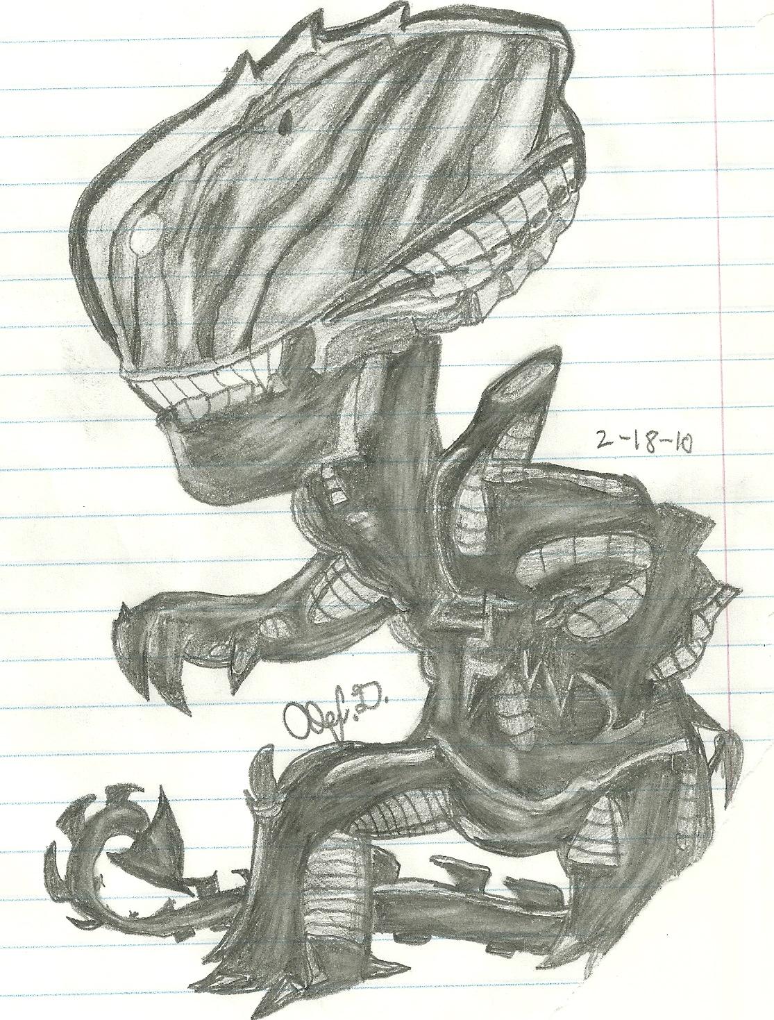Alien avp