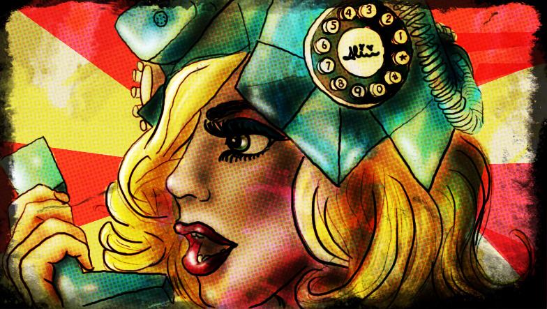 Telephone Gaga