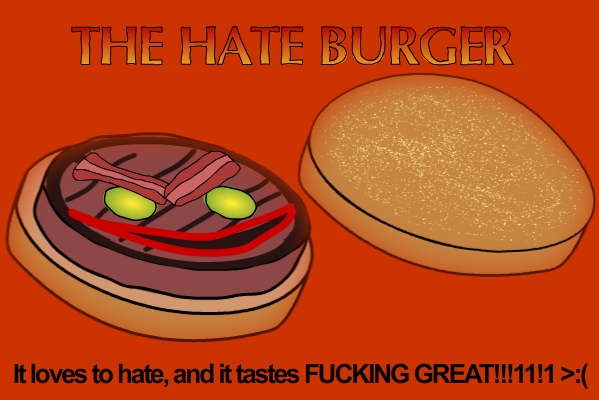 The Hate Burger
