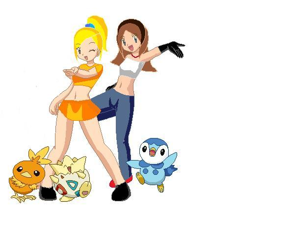 Yayz Pokemon trainer! X3