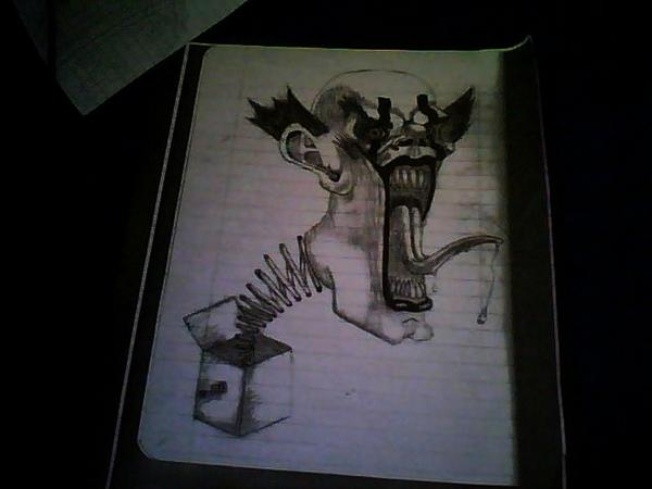 Clown-in-a-Box