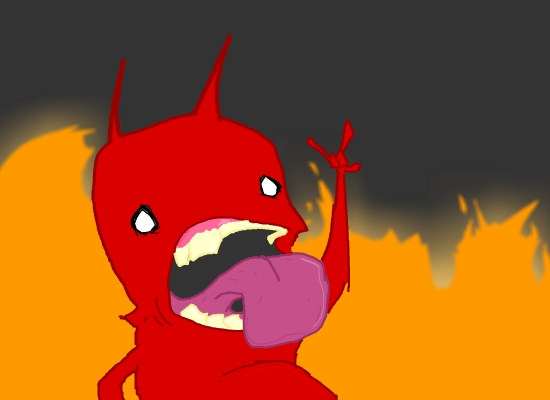 rocking demon