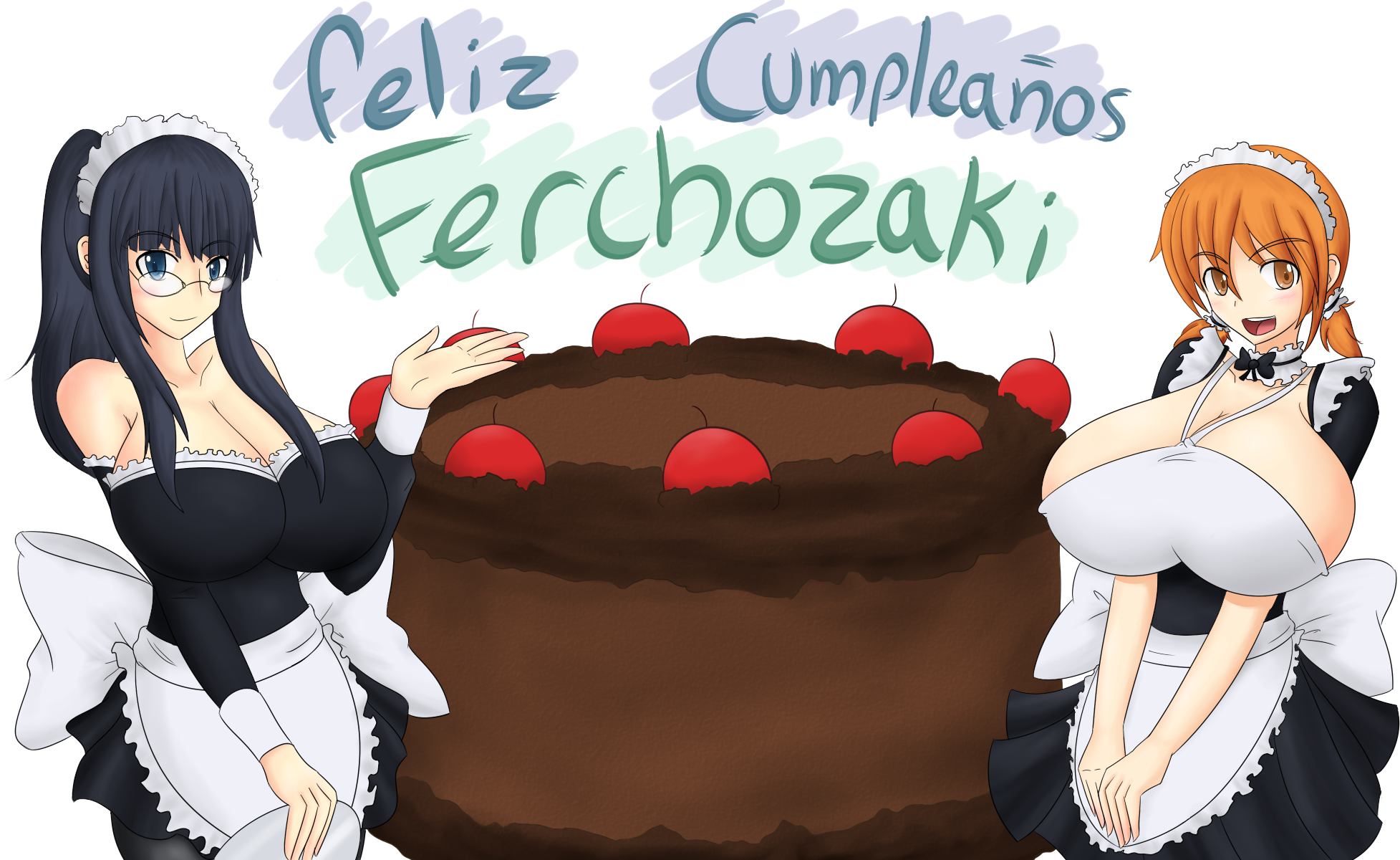 Fercho's B-day gift