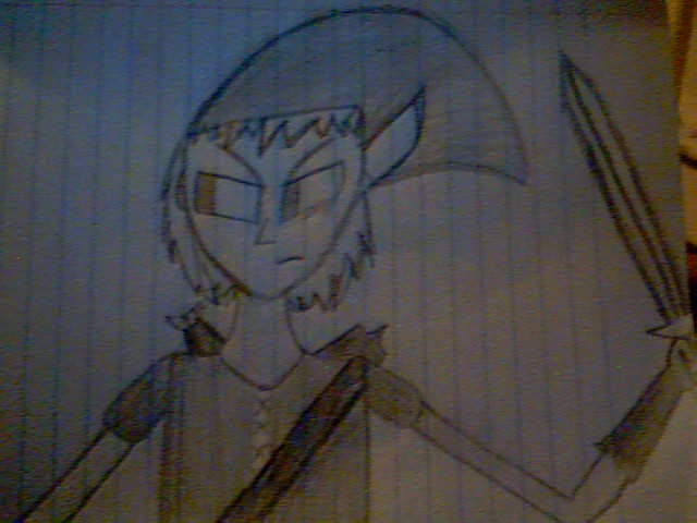 Link :the legend of zelda