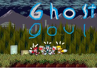 Ghost goul