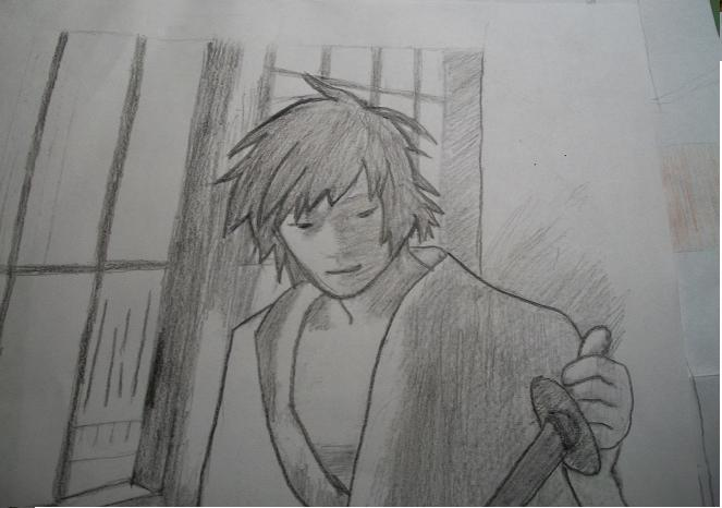 Anime samuri