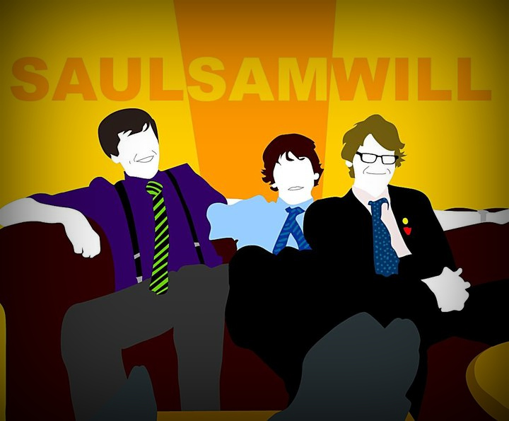 Saul, Sam and Will