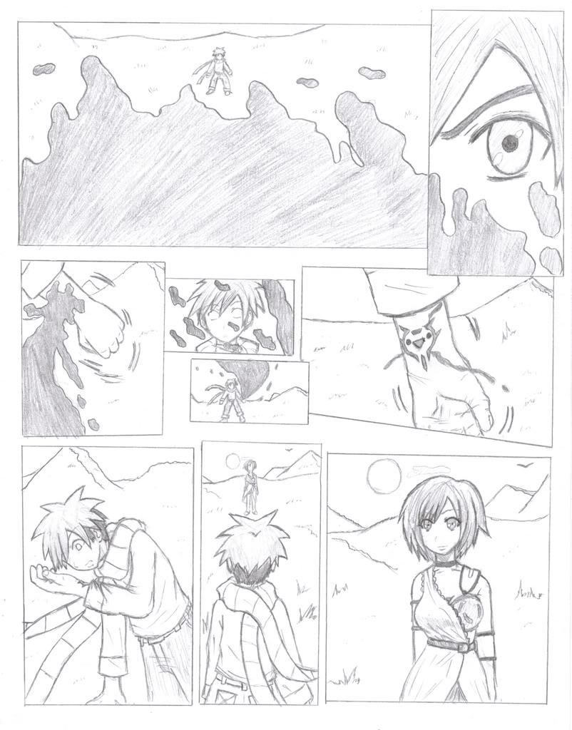 Failed Manga Attempt