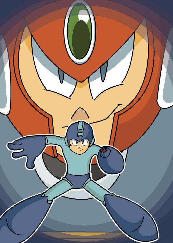 Megaman/Terra