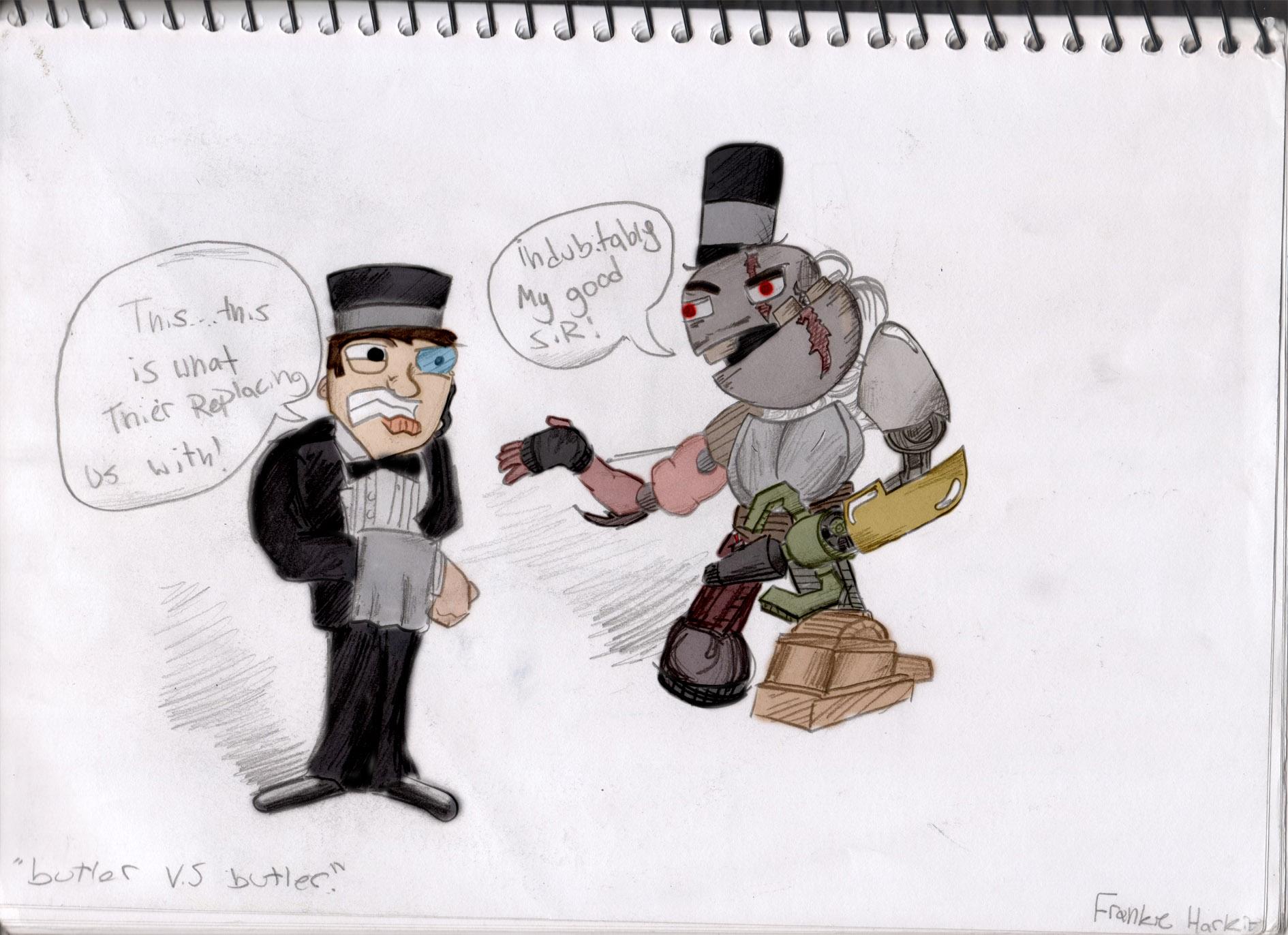 Butler v.s Butler