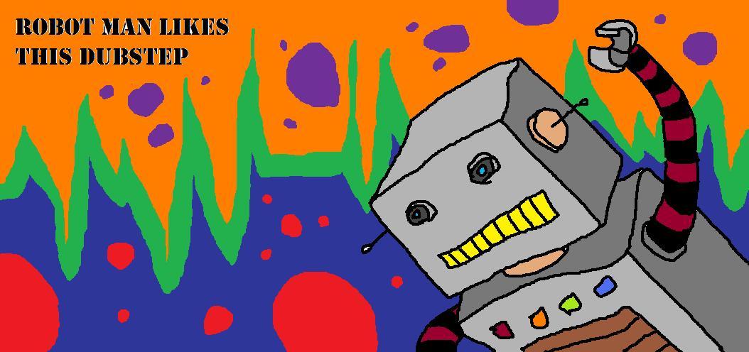 Robot Dubstep