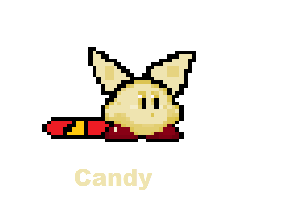 Candy from my series