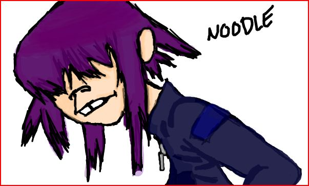 Noodle quicksketch *colored*